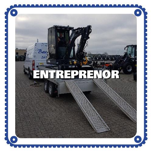Entreprenør i Odense