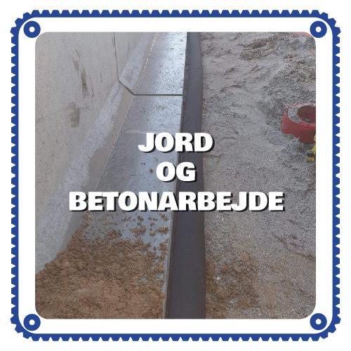Jord og betonarbejde Odense